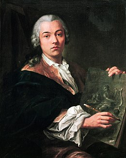 Self portrait, by Johann Anton de Peters.jpg