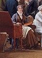 Selfportrait of Marie-Gabrielle Capet ca 1808 - Detail of Studio Scene (cropped).jpg