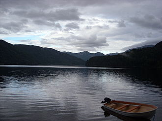 Selma (lake monster) - Telemark is known for stories about Seljord Serpent.