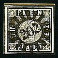 Selo postal, Baviera, 1849.jpg