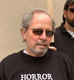 David Seltzer - David Seltzer during the 2007 Writers Guild of America strike.