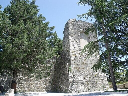 Castello Aldobrandesco, Rocchette Di Fazio, Semproniano