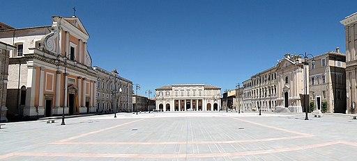 Senigallia Piazza Garibaldi
