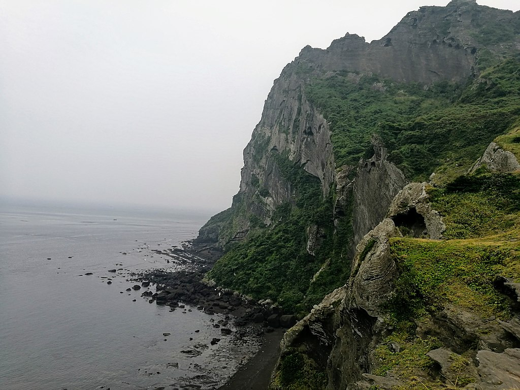 Seongsan Ilchulbong 2017 2