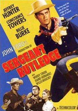 Sergeant Rutledge - Image: Sergeant Rutledge image