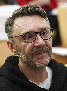 Sergey Shnurov Russian musician and songwriter (born 1973)