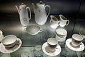 Servies Wilma met noppendecor, ontwerp E Bellefroid01, geproduceerd door Mosa ca 1960 (collectie H v Buren, Maastrichts aardewerk, Centre Céramique, Maastricht).JPG