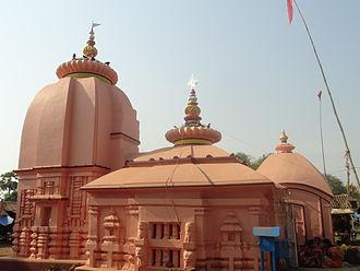 Jayrambati - Shantinath Temple at Shihar