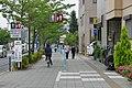 Shared-use path in Nishiarai, Tokyo, Japan.jpg