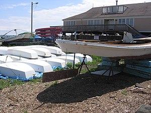 Sharpie stern with dhingies 183.JPG