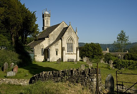 St John's Church, Sheepscombe