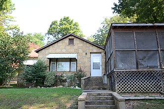 Sherman and Merlene Bates House - Image: Sherman and Merlene Bates House