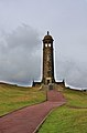 Sherwood Foresters Memorial, Crich Stand - geograph.org.uk - 1731427.jpg