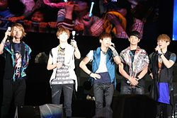 Shinee at the Special Stage Expo (3).JPG