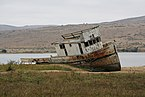Shipwreck at Point Reyes.JPG