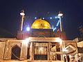 Shrine of Lal Shahbaz Qalandar view 3.JPG