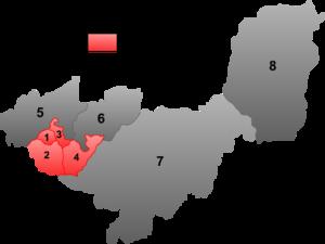Shuangyashan - Image: Shuangyashan mcp