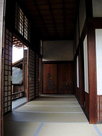 Shugakuin Imperial Villa - Image: Shugakuin Naka no Ochaya