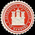 Siegelmarke Gefängniss - Deputation zu Hamburg W0226486.jpg
