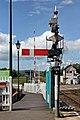 Signal GN4, Gobowen railway station (geograph 4024080).jpg