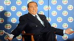 Silvio Berlusconi - Trento 2018 04