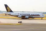 Singapore Airlines, 9V-SKJ, Airbus A380-841 (24047143592).jpg