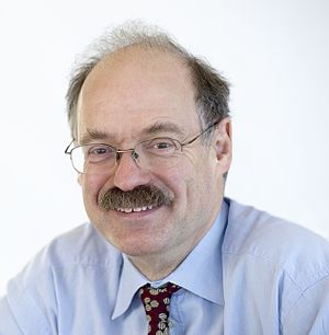 Mark Walport - Image: Sir Mark Walport (8656569975) cropped