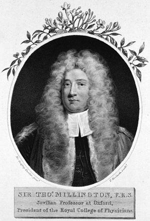 Thomas Millington (physician) - Thomas Millington
