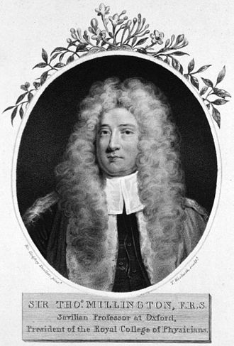 Thomas Millington (physician) - Thomas Millington