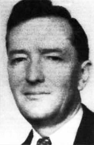 William Stephenson - 1942 passport photo