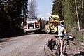 Sisu truck in Finland in 1987.jpg