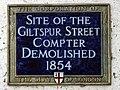Site of the Giltspur Street Compter demolished 1854.jpg