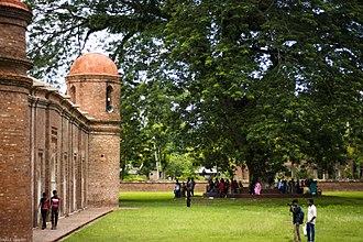 Sixty Dome Mosque - ষাট গম্বুজ মসজিদ