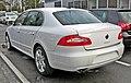 Skoda Superb II 20090329 rear-1.jpg