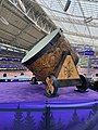 Skol drum-US Bank Stadium.jpg