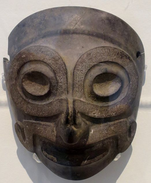 File:Slate mask of Tlaloc (the rain god), Mixtec people, Valley of Oaxaca, c. 900-1200 CE.JPG