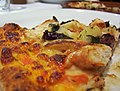 Slightly Blurry Work Dinner Pizza - Flickr - Joshua Rappeneker.jpg