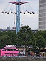 Snog Frozen Yogurt Routemaster, South Bank with Star Flyer attraction.jpg