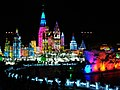 Snow and Ice World festival in Harbin, China (3237641193).jpg