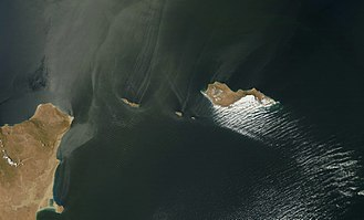 Guardafui Channel - The Guardafui Channel, between the Puntland region of Somalia and Socotra island.
