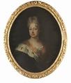 Sofia Charlotta, 1630-1714, prinsessa av Pfalz hertiginna av Braunschweig-Lüneburg k - Nationalmuseum - 15558.tif