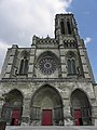 Soissons (02) Cathédrale Façade occidentale 3.JPG