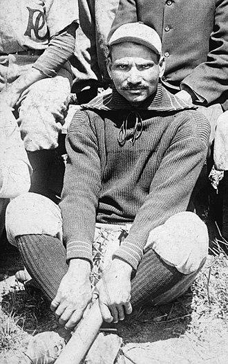 Sol White - Sol White, 1902 Philadelphia Giants