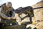 Soldier MK281 grenade gun