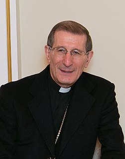 Luigi Bonazzi Italian prelate of the Catholic Church