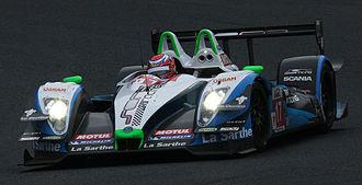 2009 1000 km of Okayama - Shinji Nakano driving the Sora Racing car to victory in Race One