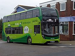 Southern Vectis bus 1660 in Shanklin, Isle of Wight.jpg