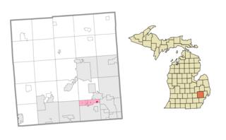 Southfield Township, Michigan Civil township in Michigan, United States