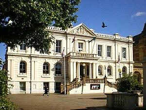 Metropolitan Borough of Sefton - Southport Town Hall
