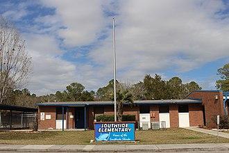 Starke, Florida - Image: Southside Elementary School, Starke